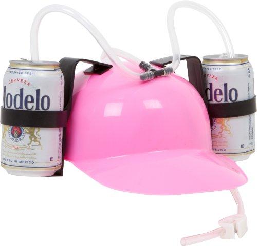 EZ-Drinker-Beer-and-Soda-Guzzler-Helmet-Pink-0