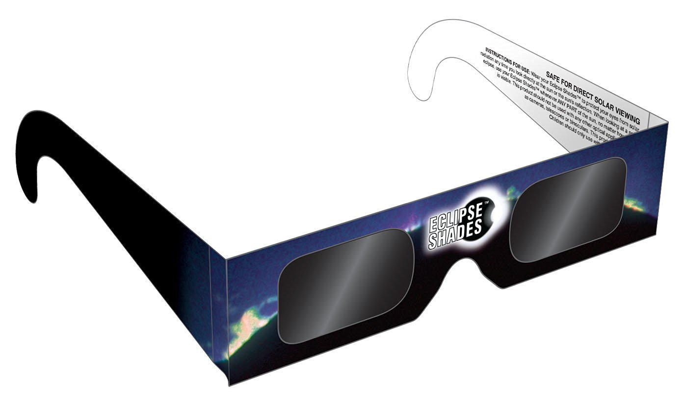 Solar eclipse sunglasses shades