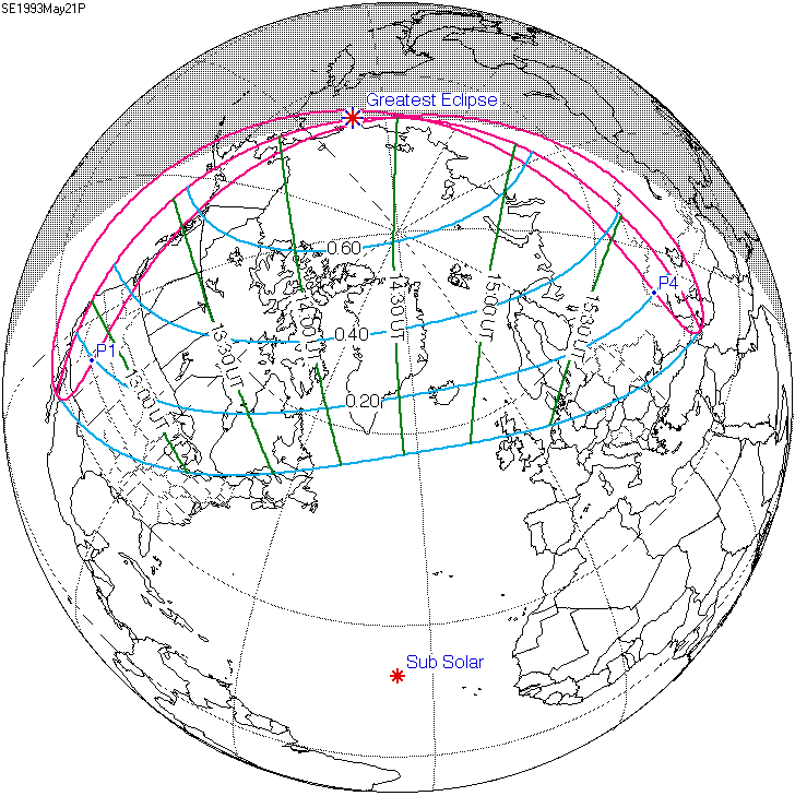 Solar eclipse of May 21, 1993
