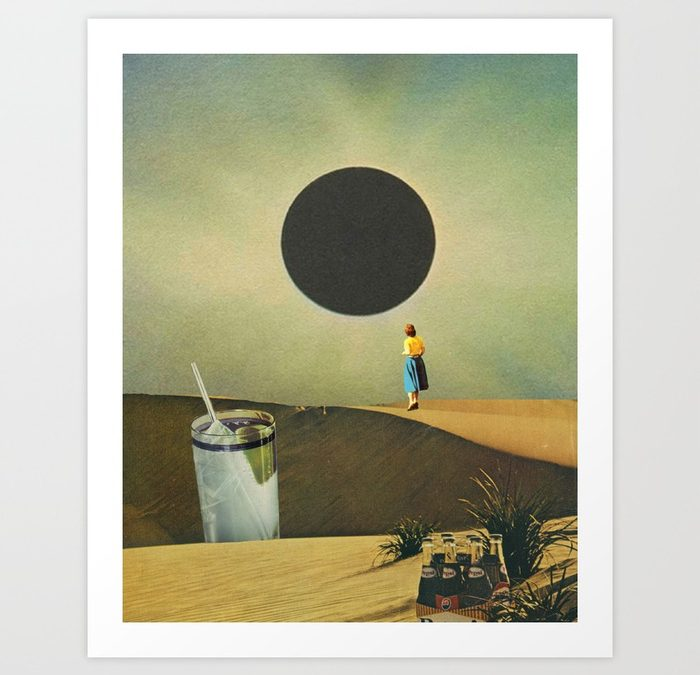 """Deserted"" Print by Artistic Side Of Life"